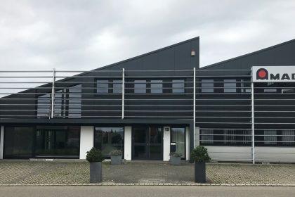 The new AMADA branch in Reutlingen