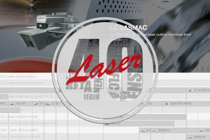 History of AMADA Laser machines
